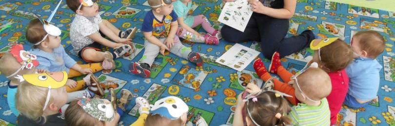 Занятие НОД по развитию речи в средней группе