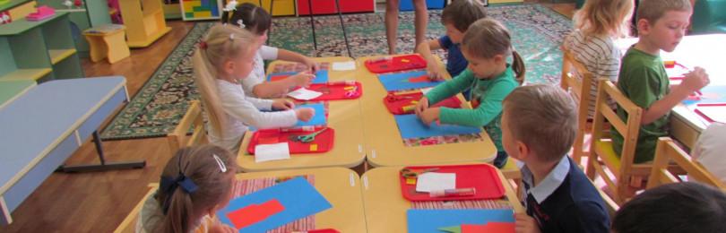 Открытые математические занятия в средних группах по ФГОС