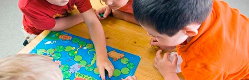 Дидактические игры для детей средней группы