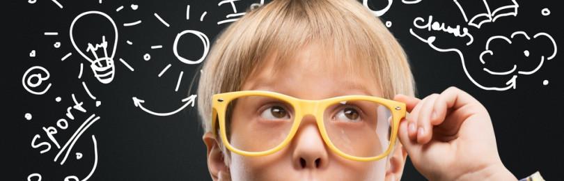 Виды мышления у детей дошкольного возраста