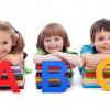 Изучение английских букв с детьми быстро и легко, полезные задания
