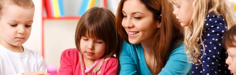 Игры для детей от 2 до 4 лет для развития речи — советы родителям