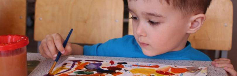Как научить детей 5-6 лет рисованию