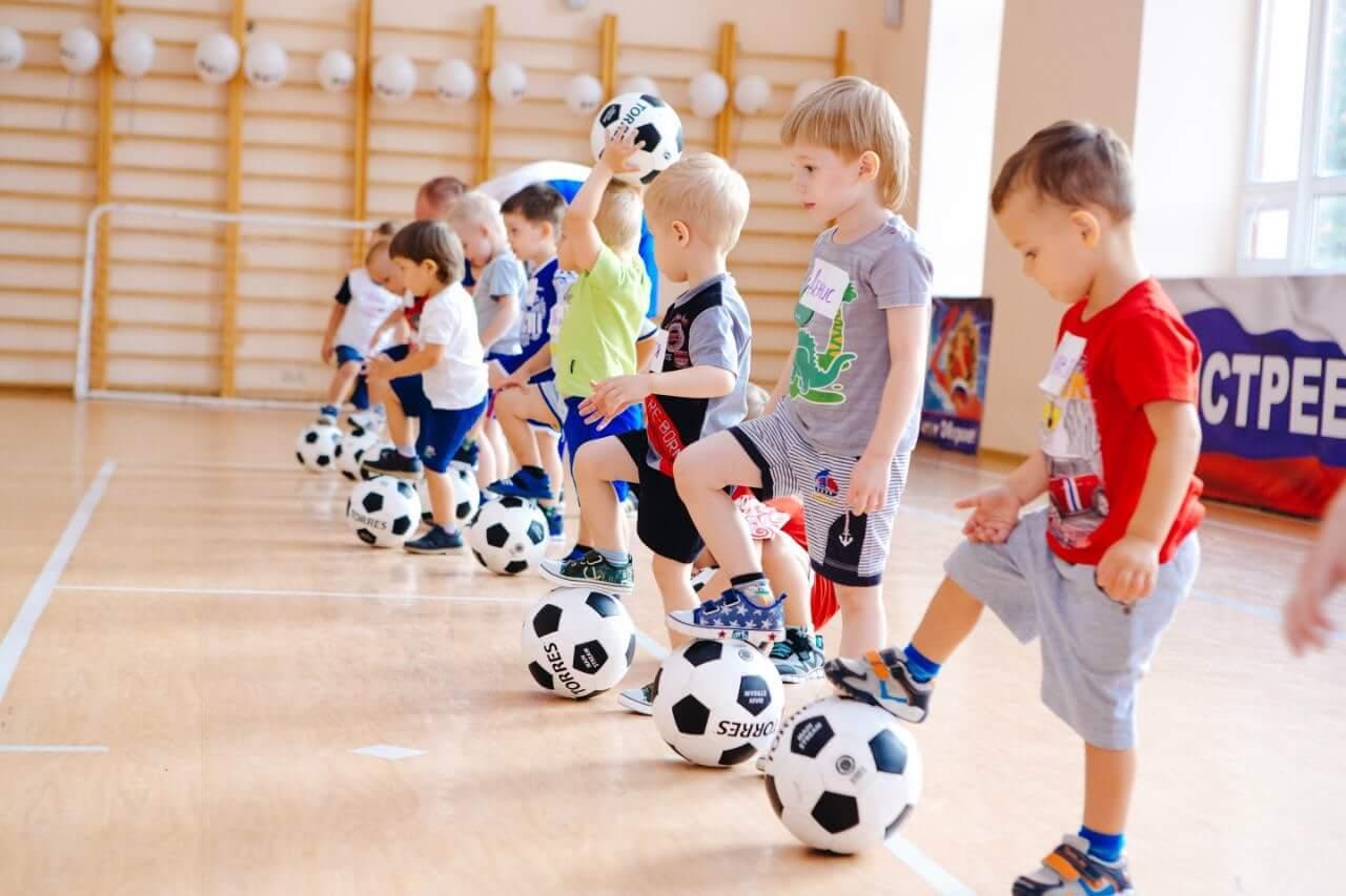 Футбол в школе