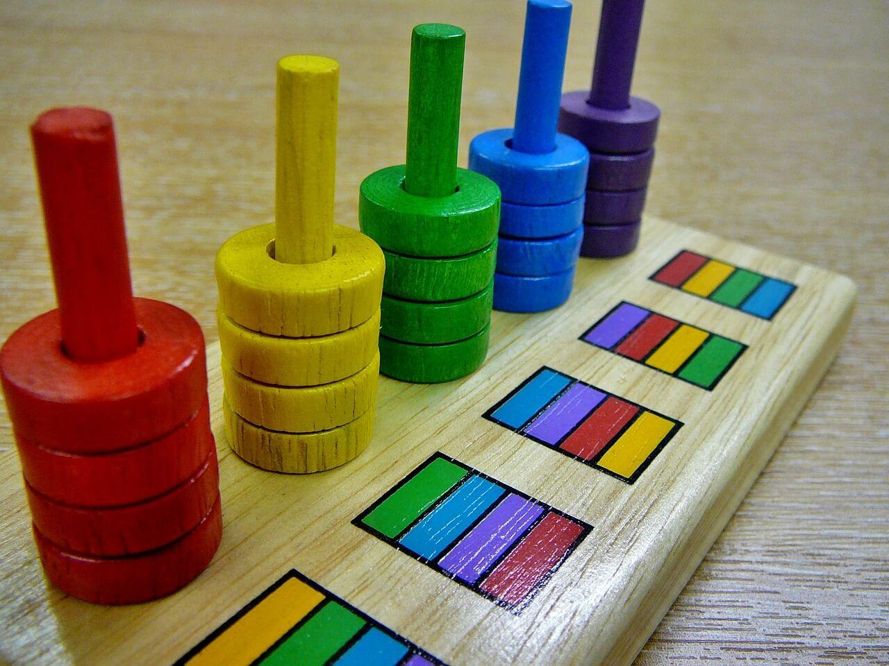 Детская логическая игра