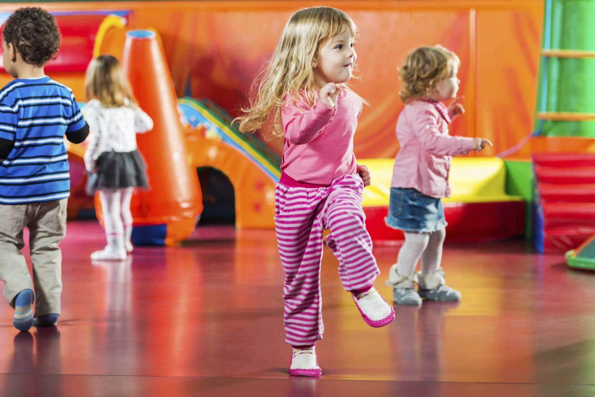 Физкультминутки для детей