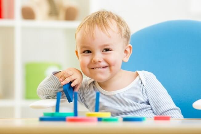 Развитие мышления дошкольника