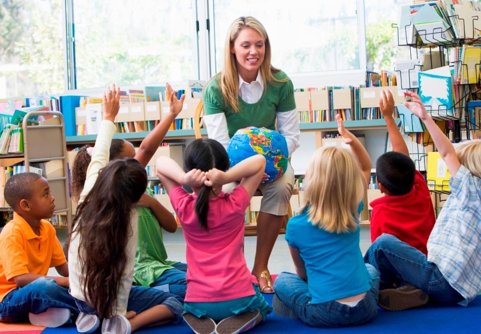Картинки любимая работа детский сад, про