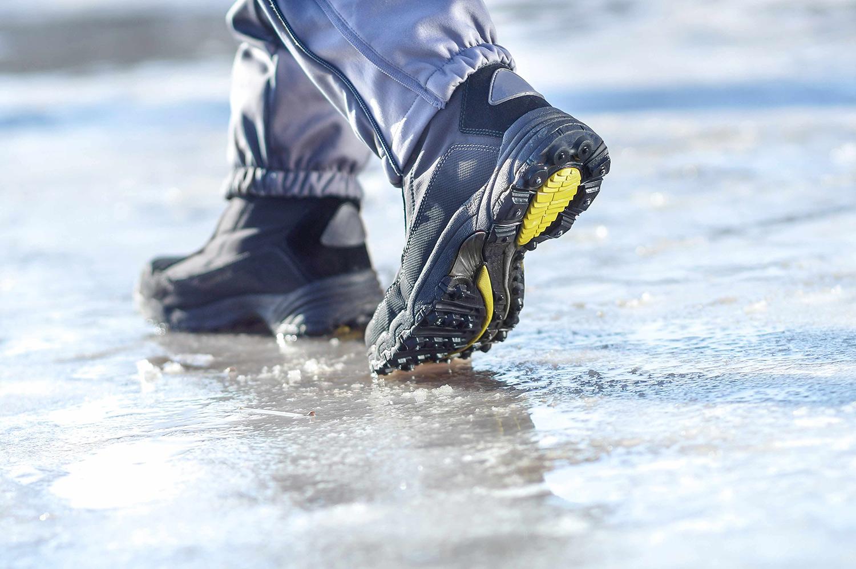 5 правила на льду