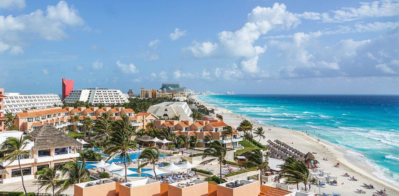 Курорт с пляжем